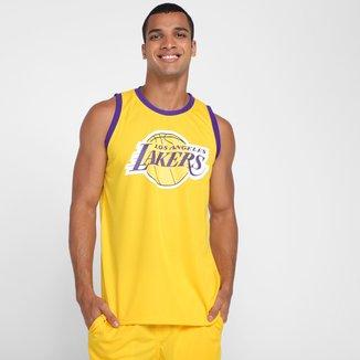 Regata NBA Los Angeles Lakers Shield Masculina