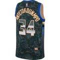 Regata NBA Milwaukee Bucks Giannis Antetokounmpo Nike MVP Select Series Masculina
