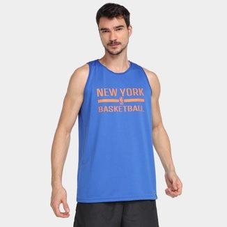 Regata NBA New York Knicks Masculina