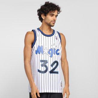 Regata NBA Orlando Magic O'Neal nº32 Mitchell & Ness Masculina