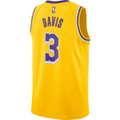 Regata NBA Swingman Los Angeles Lakers  nº 3 Anthony Davis Nike Masculina
