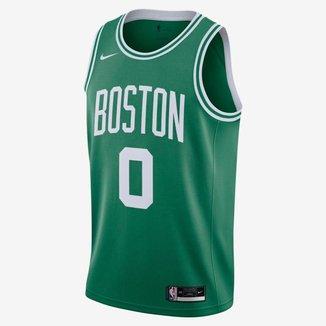 Regata Nike NBA Boston Celtics Jayson Tatum Icon Edition 2020 Masculina