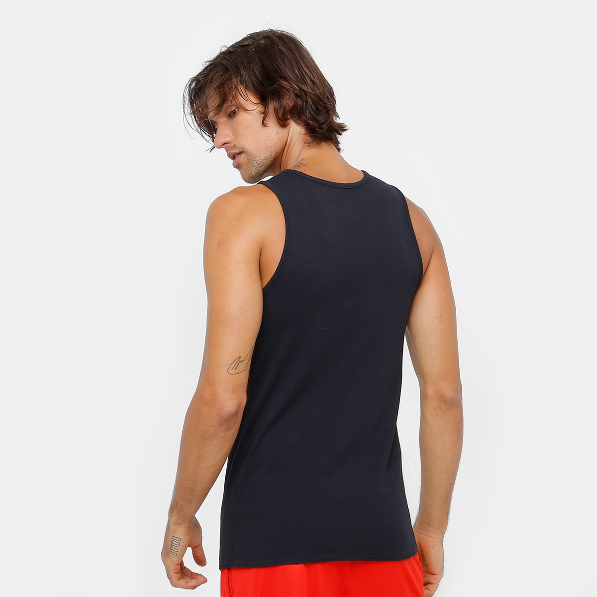 Regata Nike NBA Dri Fit Rise Masculina - Compre Agora  a488104391f8b