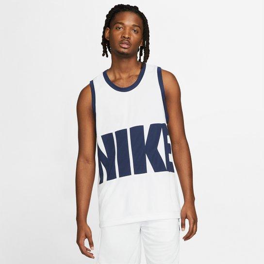 Regata Nike NBA Startings JS Masculina - Off White