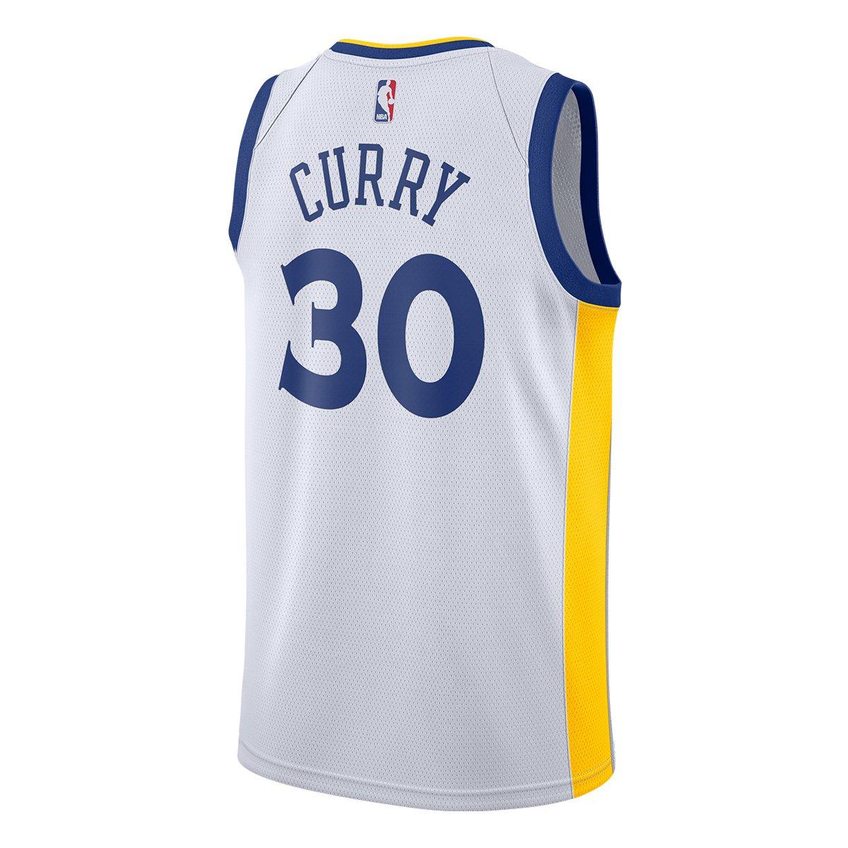 3803e2dfd0 Regata Nike Swingman JSY Home Golden State Warriors - Stephen Curry ...
