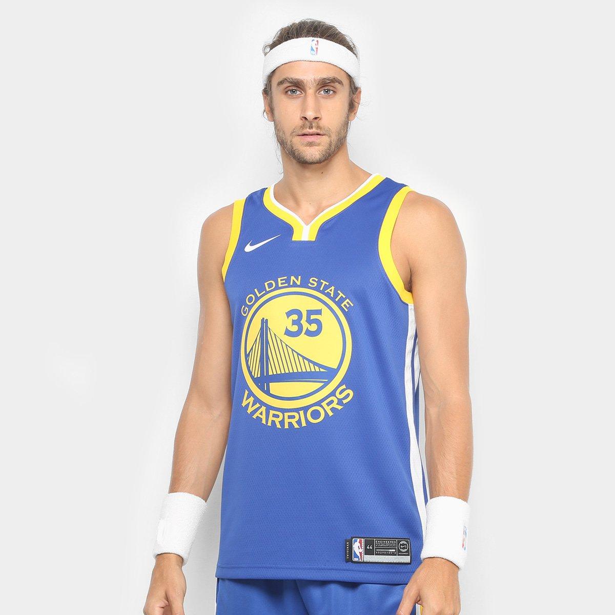 6c09eddd8af85 Regata Swingman NBA Golden State Warriors Nike Road Durant | Loja NBA
