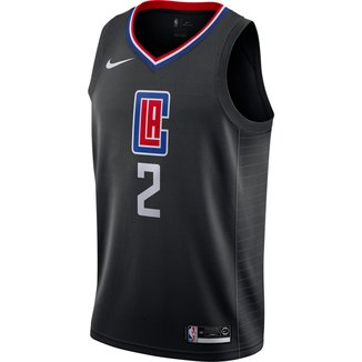 Regata Swingman NBA Los Angeles Clippers - nº 2 Leonard - Jersey Nike Masculina