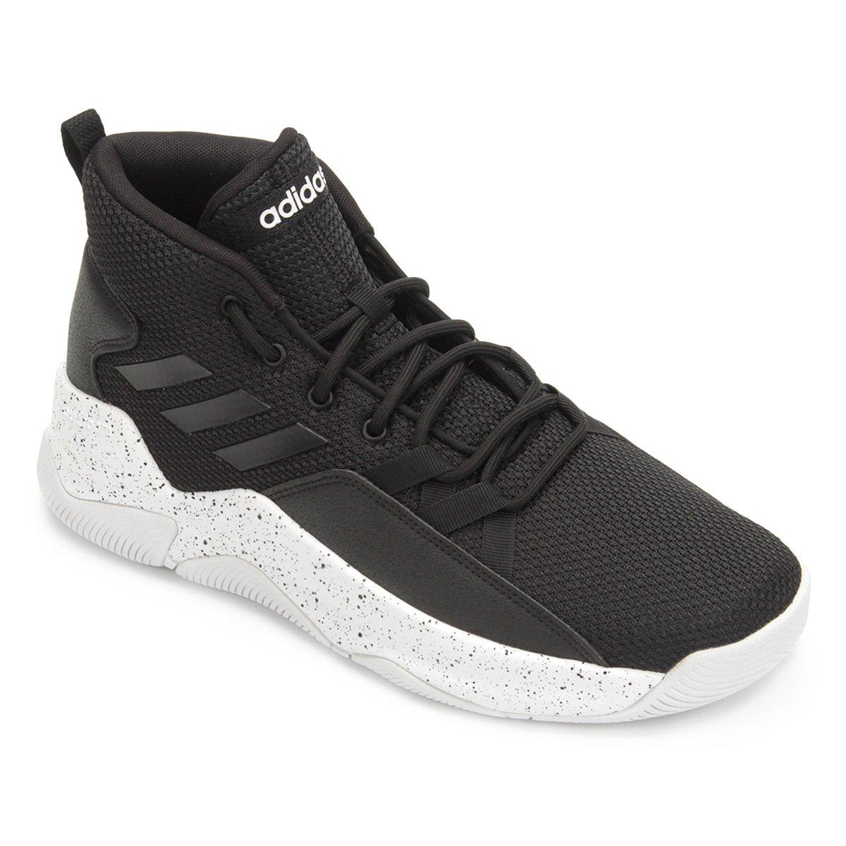 bea983d5af Tênis Adidas Concrete Adt Masculino - Preto - Compre Agora