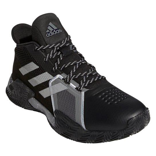 Tênis Adidas Court Vision 2 - Preto+Branco