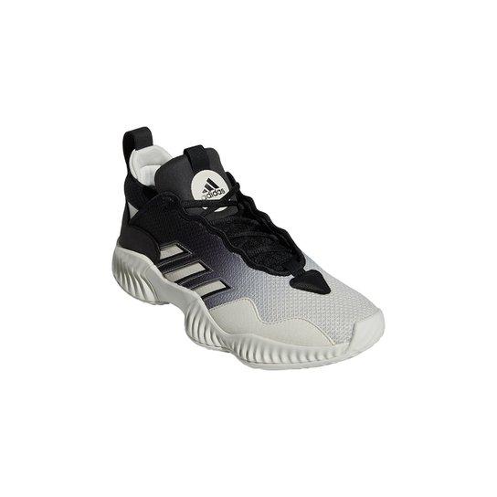 Tênis Adidas Court Vision 3 - Cinza+Preto