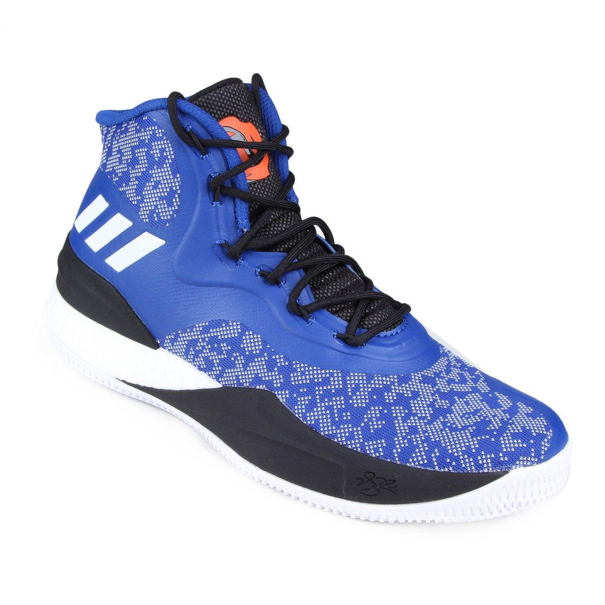 fff98a601 Tênis Adidas Derrick Rose 8 Masculino - Compre Agora