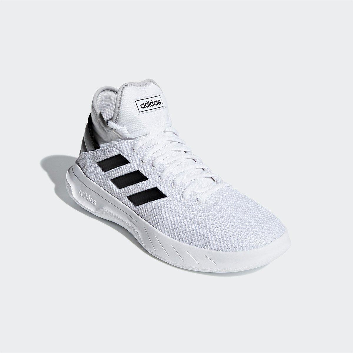 1cc8c5252 Tênis Adidas Fusion Storm Masculino - Branco e Cinza | Loja NBA
