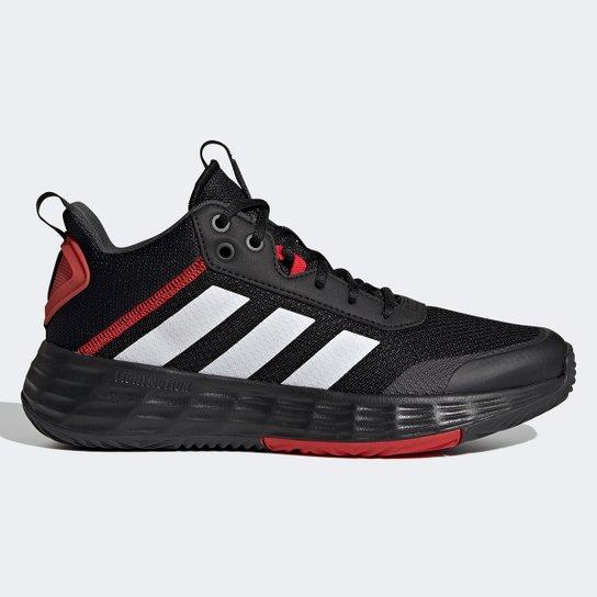 Tênis Adidas Own The Game 2.0 Masculino - Preto+Branco