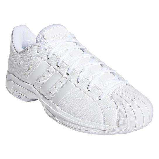 Tênis Adidas Pro Model 2G Low - Branco
