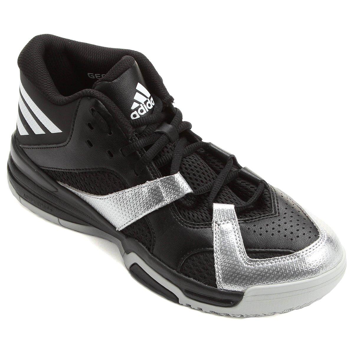 c272f062e Tênis Cano Alto Adidas Derrick Rose First Step Masculino - Compre Agora