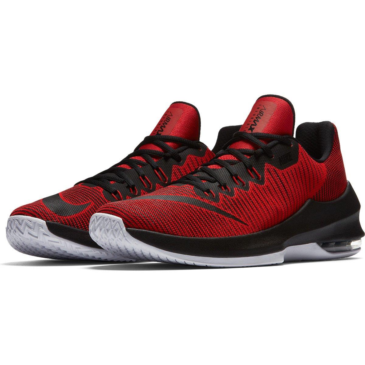 14d1e00fe85 Tênis Nike Air Max Infuriate 2 Low Masculino - Vermelho e Branco - Compre  Agora