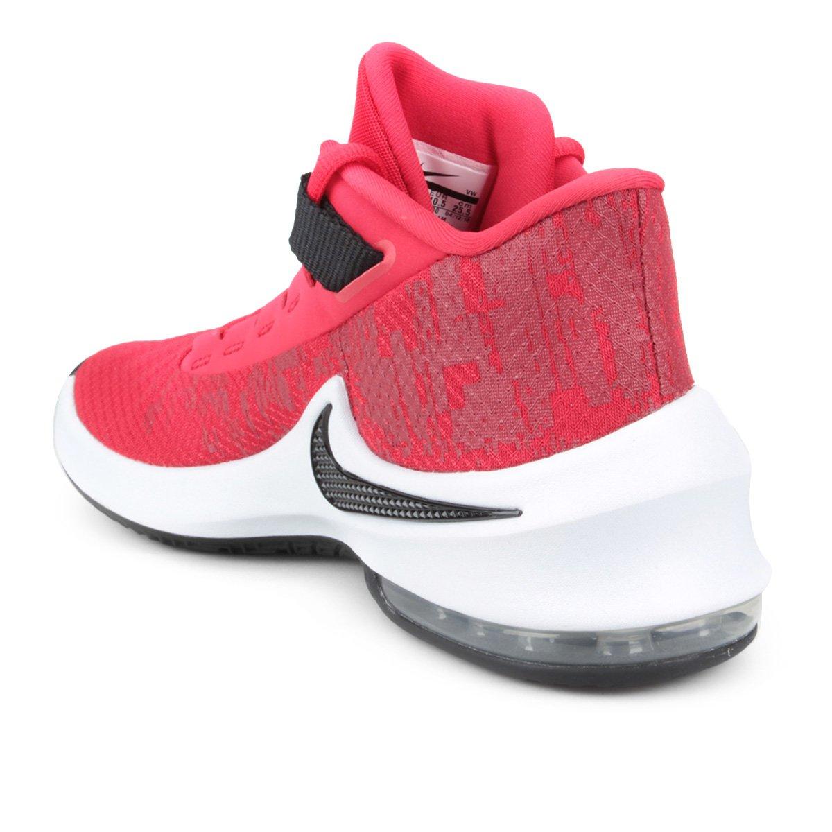 Tênis Nike Air Max Infuriate 2 Mid Masculino | Loja NBA