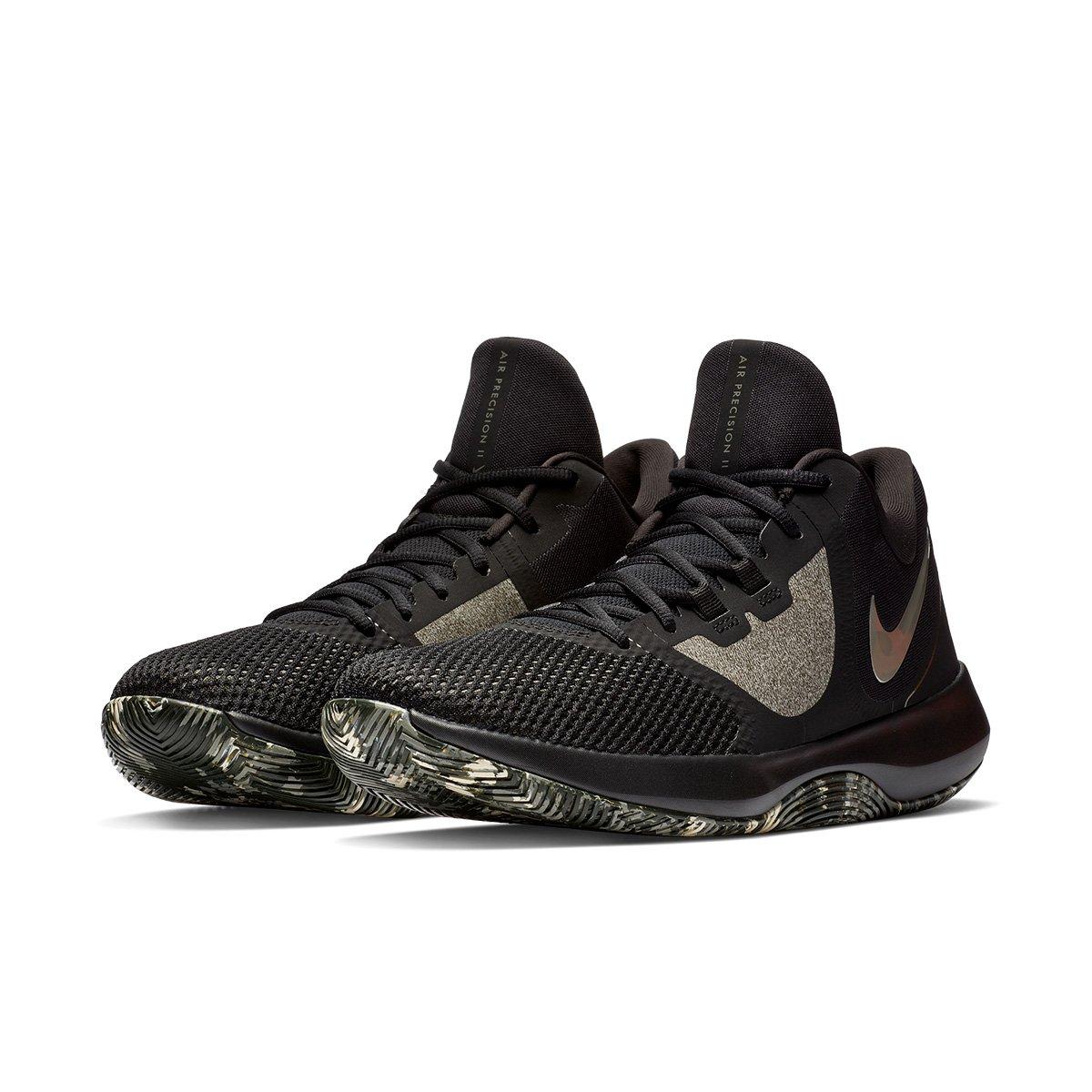 Tênis Nike NBA Air Precision II Masculino Compre Agora Loja NBA Nike 1b16b6 d6b75cfc83041