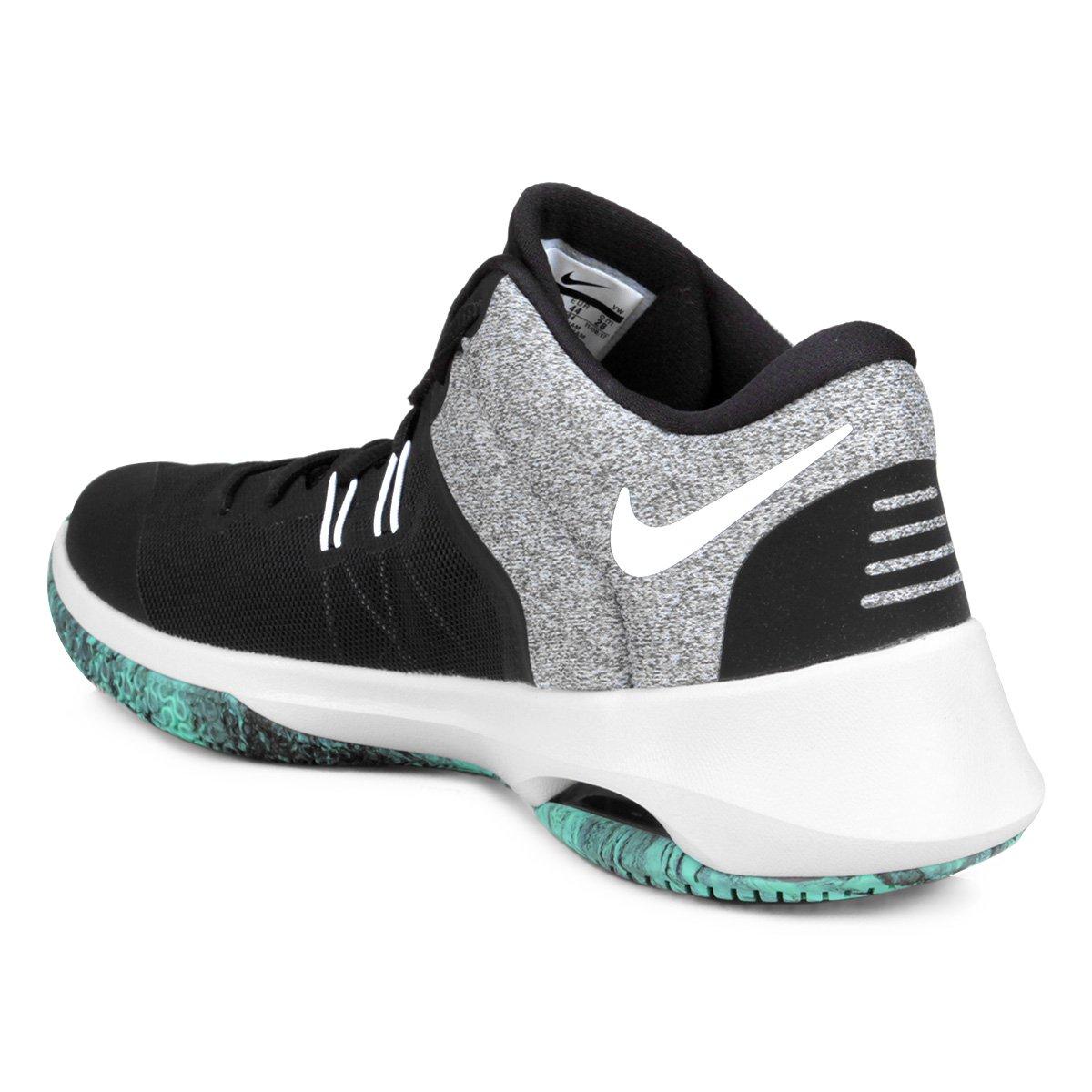 Tênis Nike Air Versitile II Masculino - Marinho e Cinza - Compre ... 329fd0b34666b