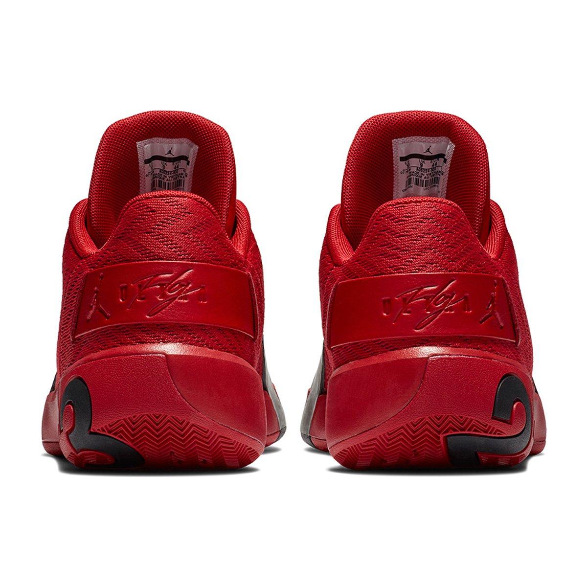 quality design f677f 5bd43 Tênis Nike Jordan Ultra Fly 3 Low Masculino - Vermelho e Preto