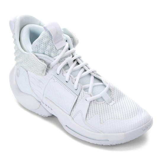 Tênis Nike Jordan Why Not Zer0.2 Masculino - Branco