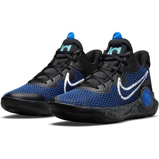Tênis Nike Kevin Durant Trey 5 IX - Preto+Azul
