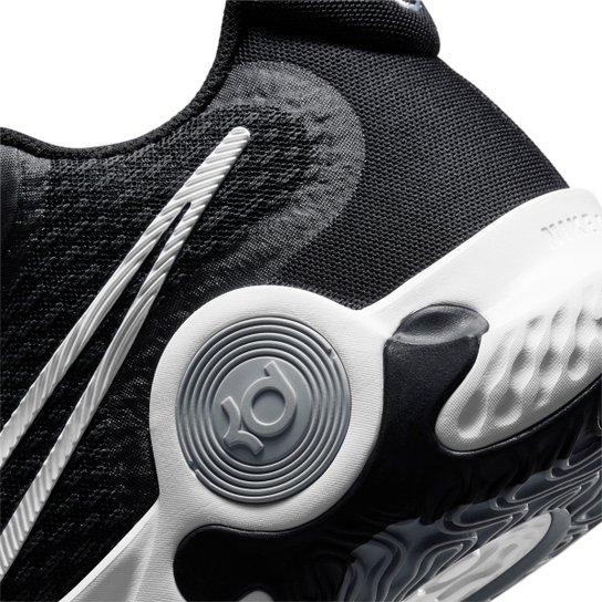 Tênis Nike Kevin Durant Trey 5 IX - Preto+Branco