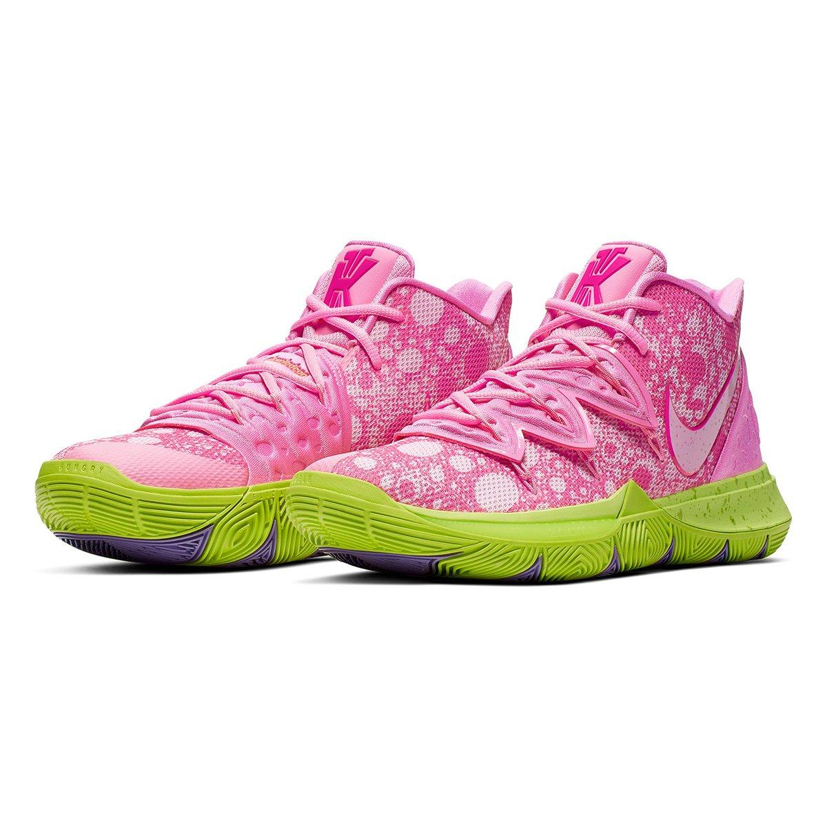 Tênis Nike Kyrie 5 SpongeBob SquarePants Masculino | Loja NBA