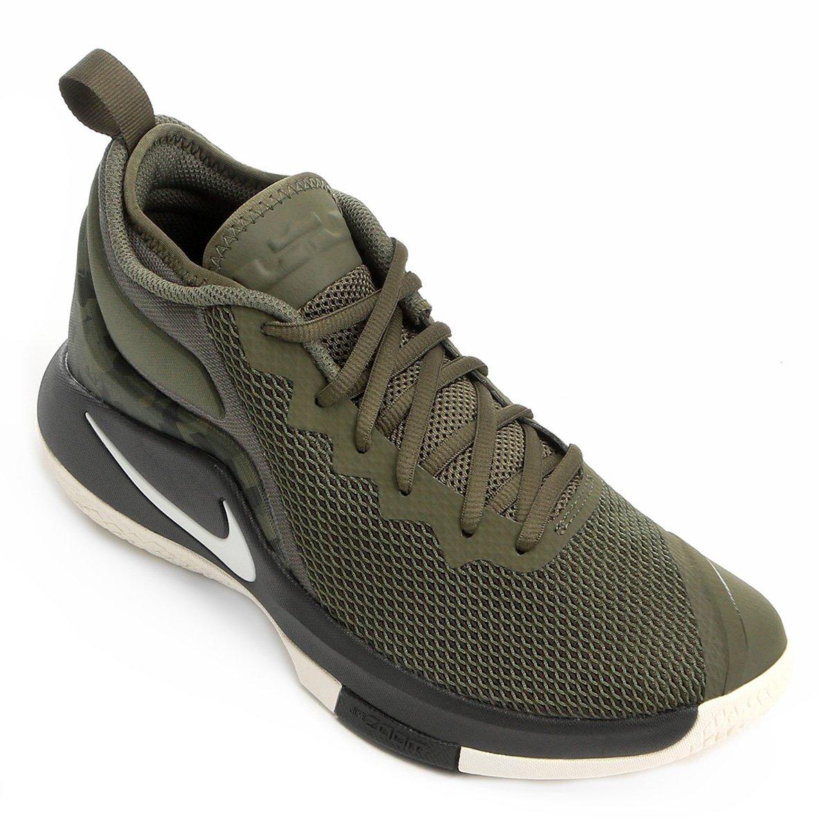 Tênis Nike Lebron James Witness II Masculino - Compre Agora  7e0cab61e3b