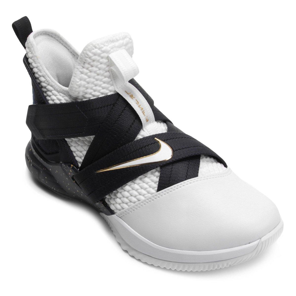desmayarse Accidental golondrina  Tênis Nike Lebron Soldier XII SFG Masculino | Loja NBA