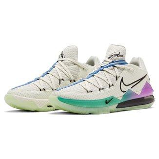 Tênis Nike LeBron XVII Low Masculino