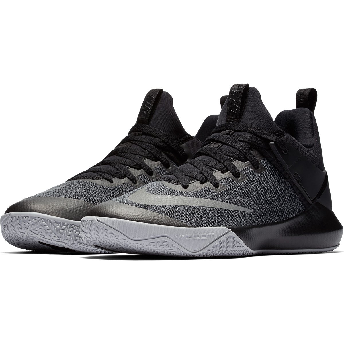 a9af1725ed Tênis Nike Zoom Shift Masculino - Preto e Cinza - Compre Agora ...